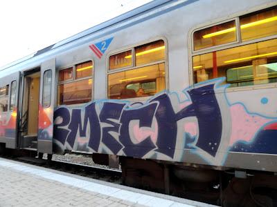 graffiti 2mech