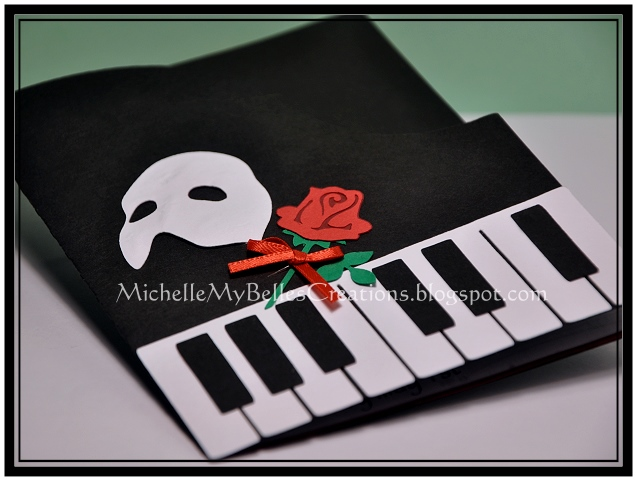 Sample_Invite2 phantom of the opera invites michellemybelle creations,Phantom Of The Opera Invitations