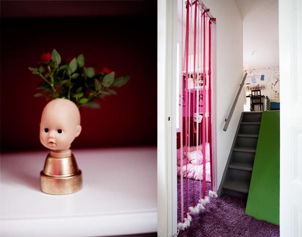 Habitación para exploradores y princesas - DEF Deco7