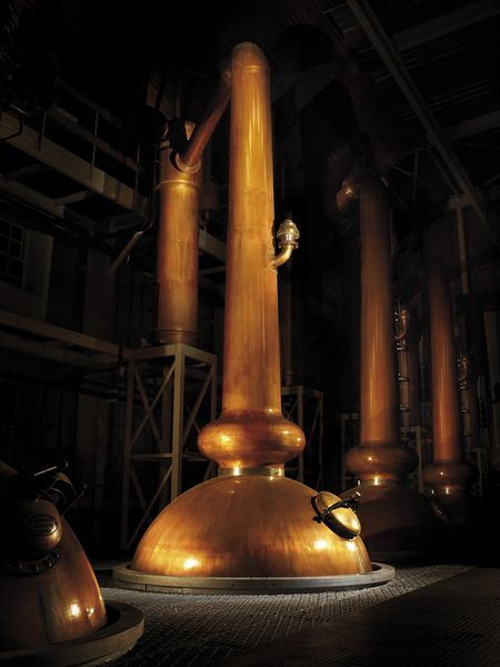 "The ""est"" Factor in Whisky Stills: Tallest, Shortest and Slowest"