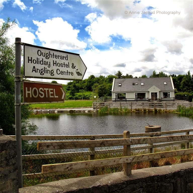 the hostel, Oughterard