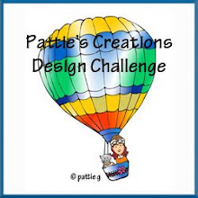 Pattie's Creations Design Challenge.