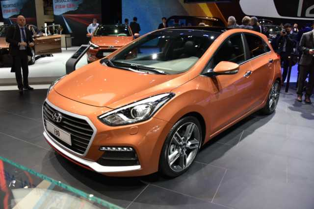 hyundai i30 phi n b n facelift new model 2016 hyundai car magazine. Black Bedroom Furniture Sets. Home Design Ideas
