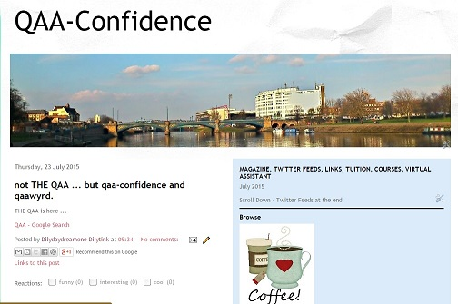 QAA-Confidence Light - Design Happy !!