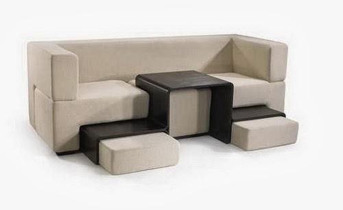 model sofa minimalis modern terbaru desain rumah