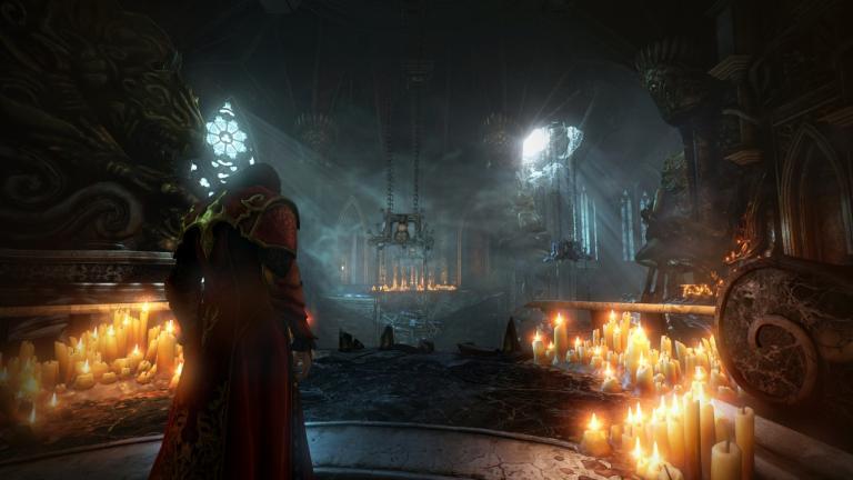 Download Castlevania Lord of Shadow 2 2014 Gratis Screenshots3