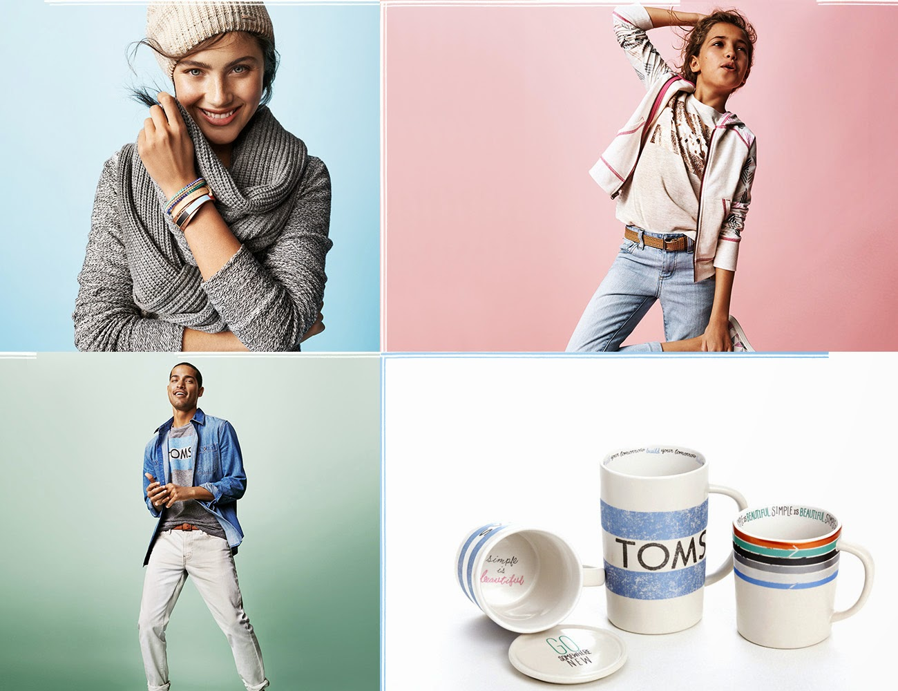 Target and TOMS Partner Up for the Holidays #TOMSforTarget