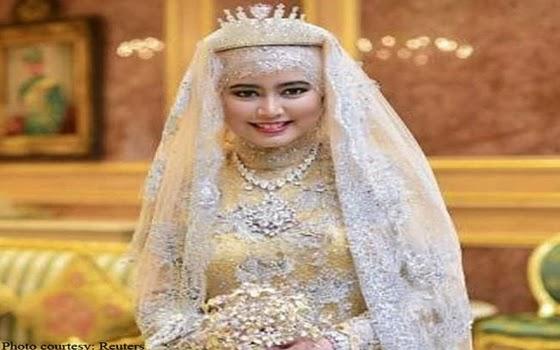 8. Hajah Hafizah Sururul Bolkiah (Brunei)