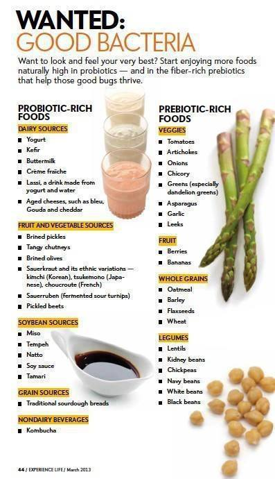 Good Bacteria for Health