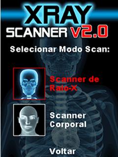 Aplicativo Raio x Scanner Java Diagnóstico Gratis