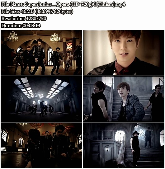 PV Super Junior - Opera (HD 720p)