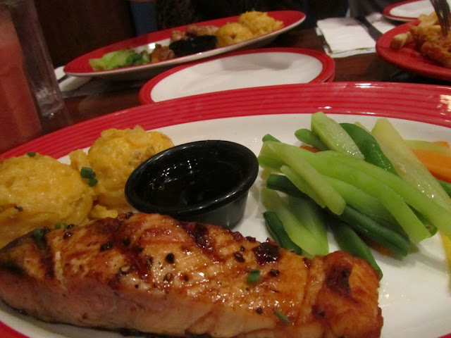 Jack Daniel's Salmon of Friday's