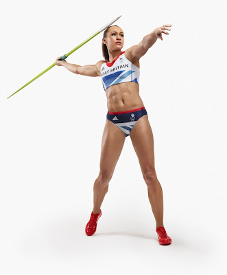 Jessica Ennis – Team GB Olympic London 2012