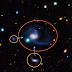 Scoperti due gemelli della nostra galassia (con tanto di Nubi di Magellano)