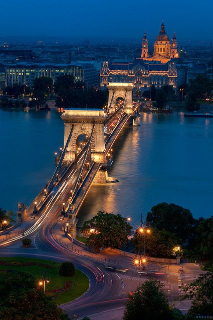 Budapest Bridge,China