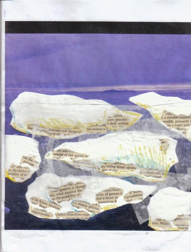 Rachel Bailey Cake Artist : Lesley Environmental Arts Class