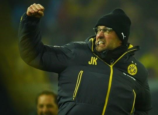 Juventus vs Borussia Dortmund ,Pasukan Klopp Bangkit Menuju Menang