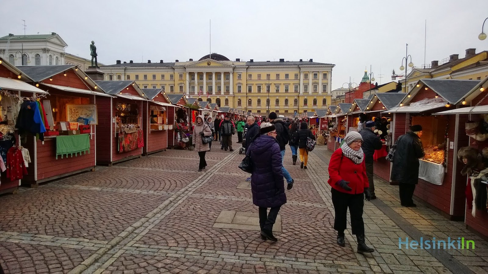St. Thomas Christmas Market