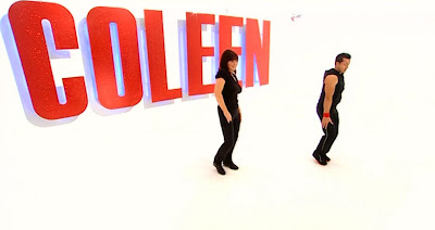 Coleen Nolan Disco Burn