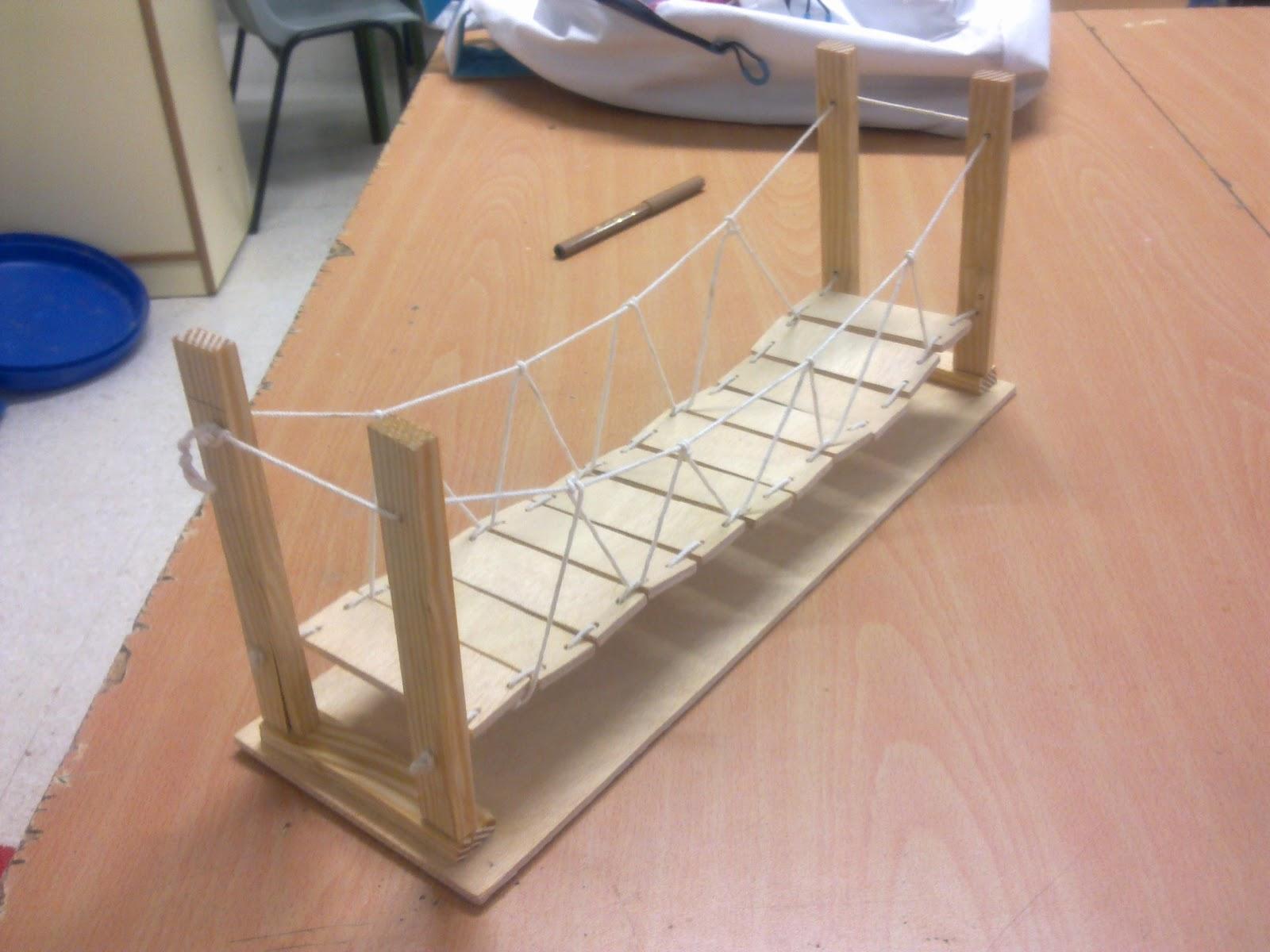 La tecnologia en el ies cristobal de monroy algunos de - Trabajos manuales de madera ...