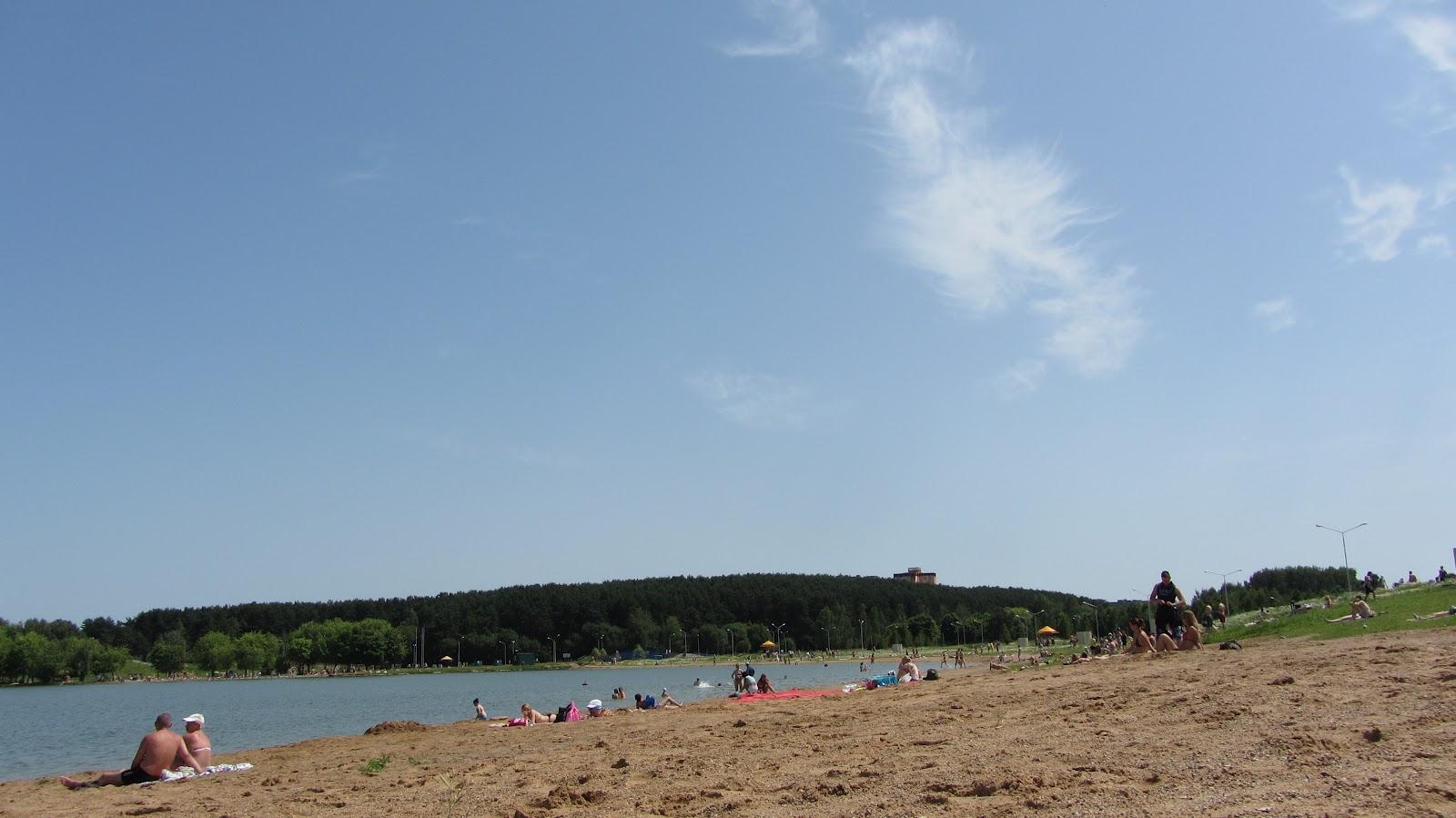 Дикие пляжи минска фото