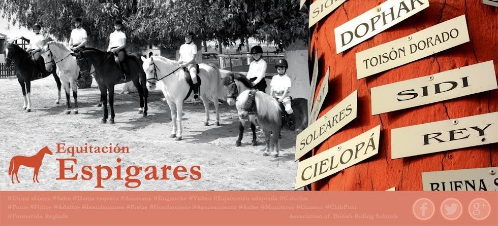 Equitación Espigares