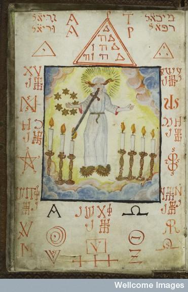 """El Acrónimo Jesuita """"I.H.S."""" en el Grimorio de San Cripriano 4de143147b45593954a82b06dfea"""