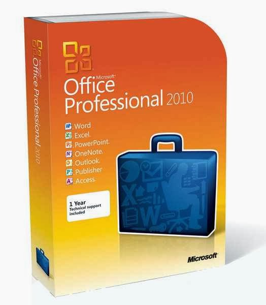 Microsoft Office Pro Plus 2010