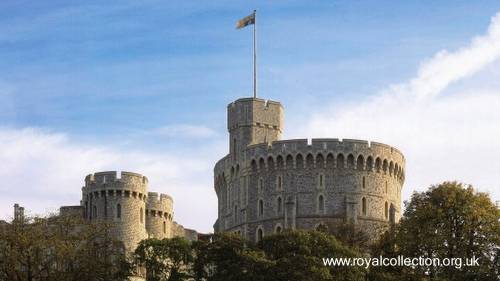 Torre del Castillo de Windsor