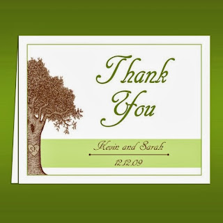 custom thank you cards notes by InvitationsbyEmily