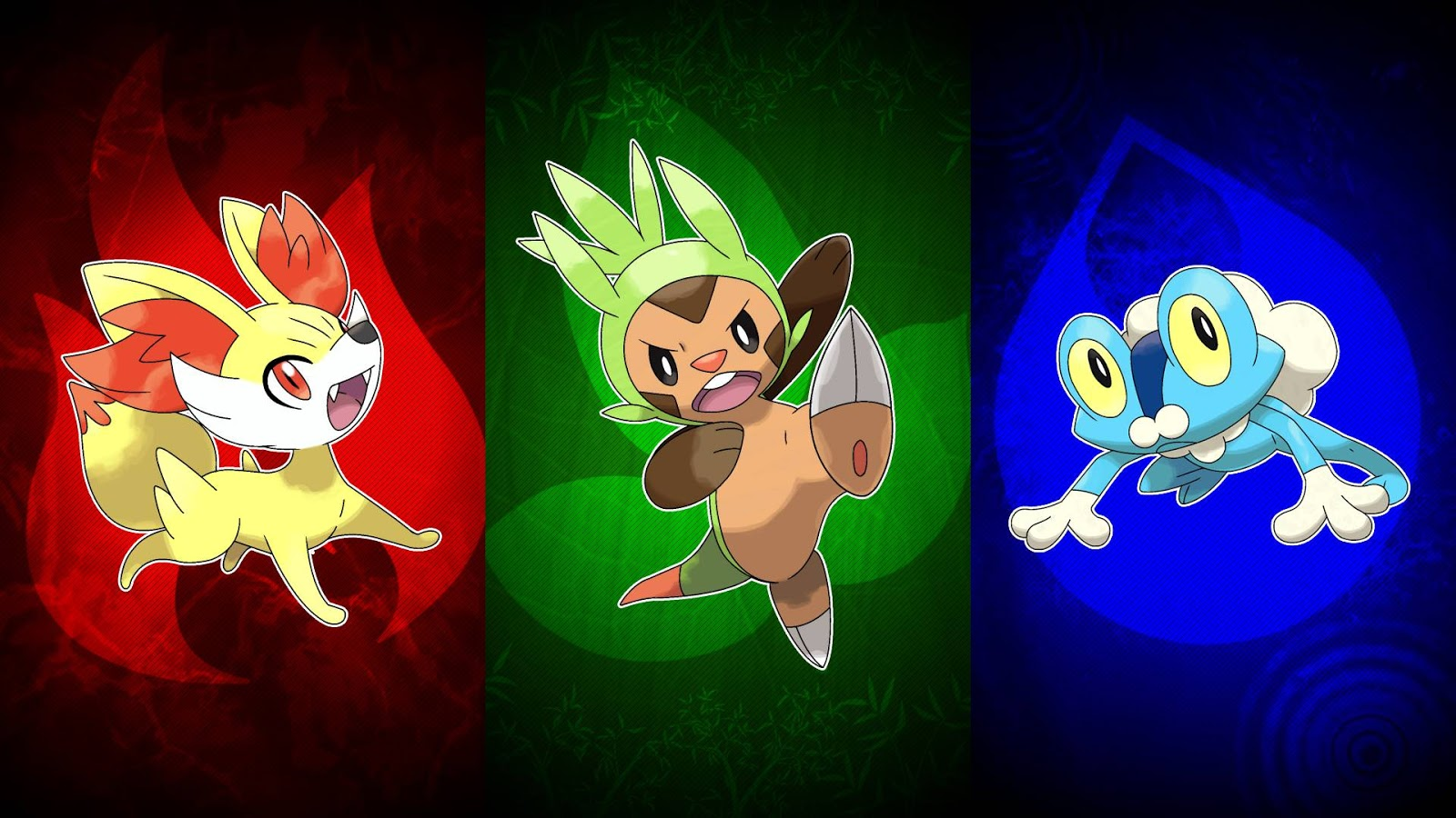 Pokemon X and Y Wallpapers HD