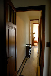 Apartment 'Sarandi', corridor