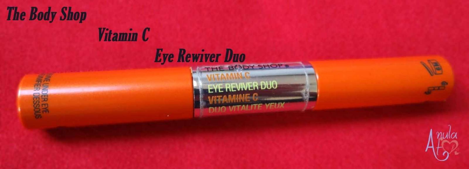 Vitamin c Eye Reviver Duo Mianowicie Eye Reviver Duo