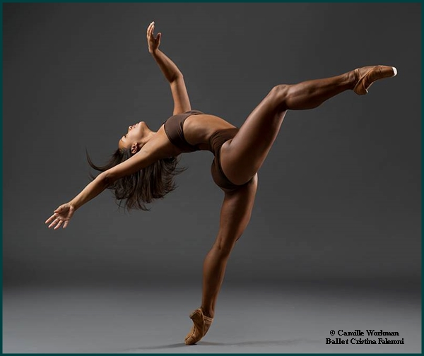 Camille Workman. - Eryc Taylor Dance.