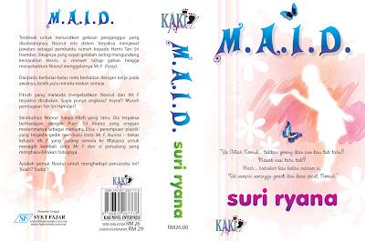 Sinopsis Novel MAID Karya Suri ryana
