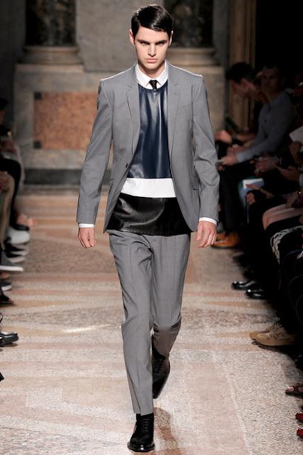 Les Hommes SS14, Milan Fashion Week