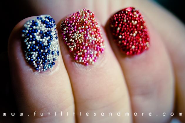 DIY Caviar Nails On A Budget