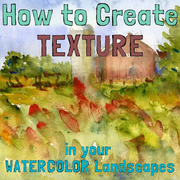 watercolor techniques | watercolor painting techniques | how to paint with watercolors | discover your inner artist on http://schulmanart.blogspot.com/2015/03/watercolor-dreams-do-come-true.html