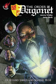 Cover of The Order of Dragonet #5 from Firetower Studios