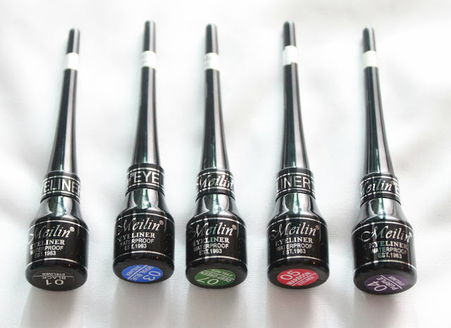 MEILIN COSMETICS LIQUID EYELINER