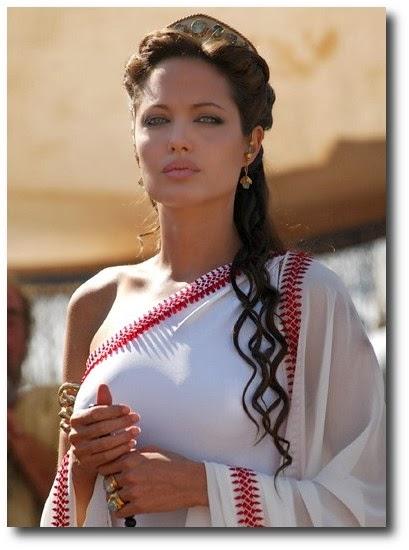 Angelina Jolie Cleopatra Wallpaper 2013