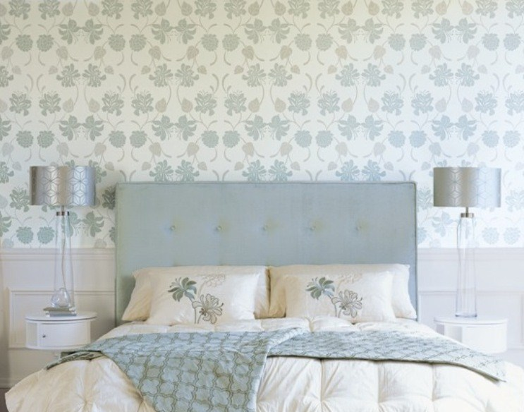 Blog arqteturas escolhendo papel de parede - Papel pintado anos 60 ...