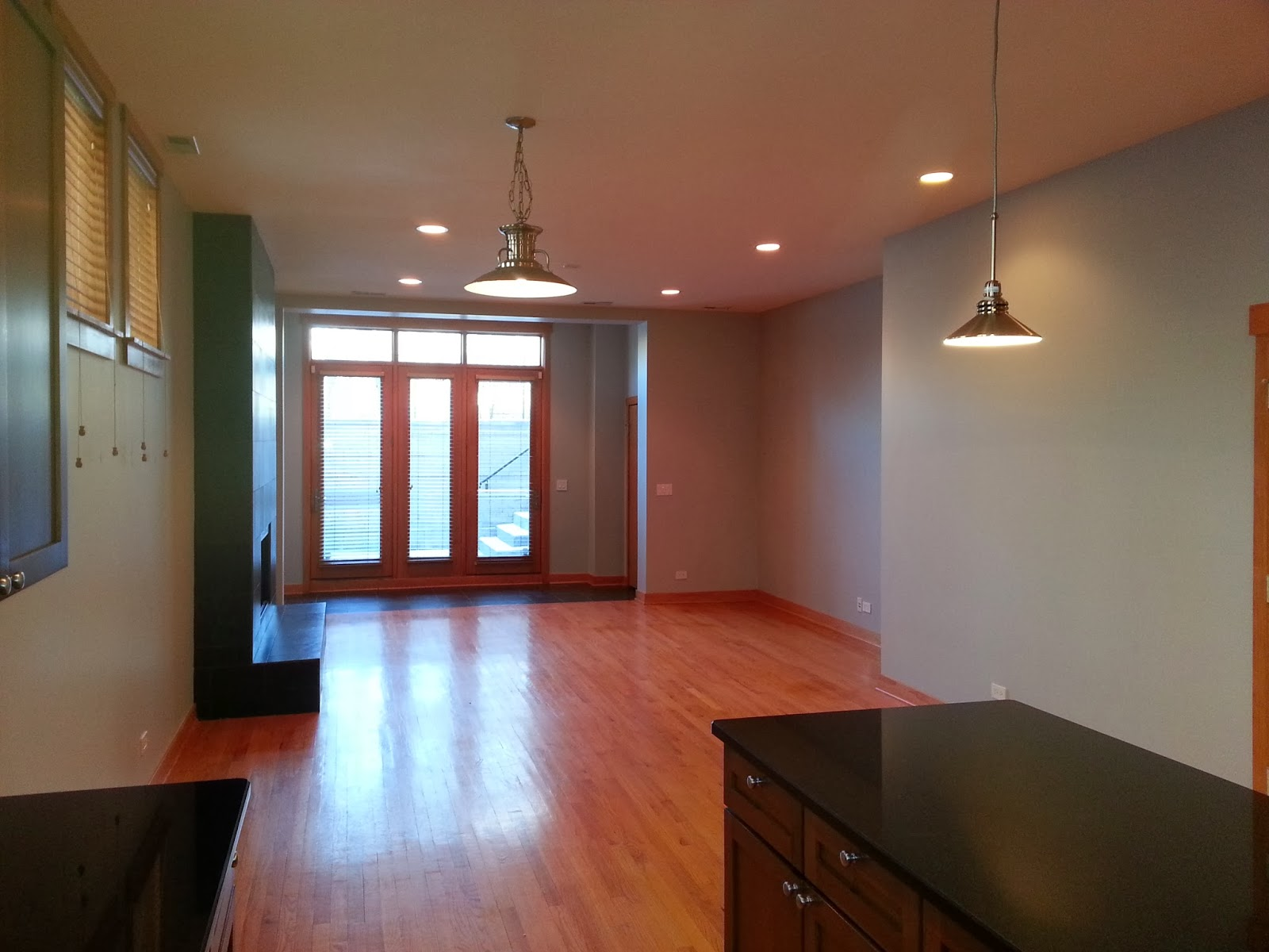 The Chicago Real Estate Local New For Sale Spacious Three Bedroom Logan Square Condo On The
