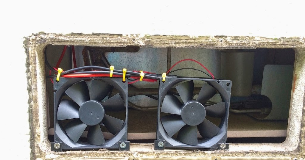 Smeg Kühlschrank Ventilator : Einbau lüfter hinter den kühlrippen wohnwagen absorber kühlschrank