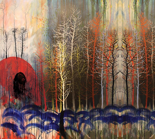 stanley donwood the kings of limbs