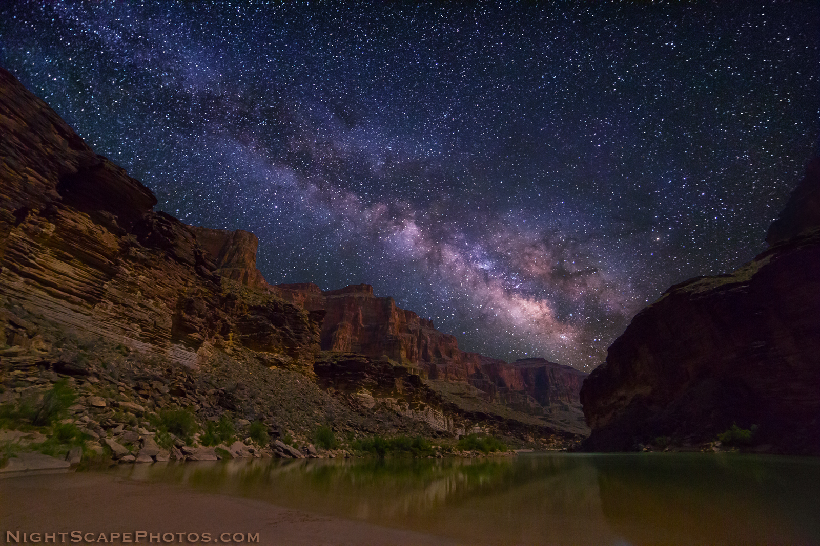 Canyon Vs Colorado >> Into The Night Photography: Overcoming Coma Aberration - Part 2