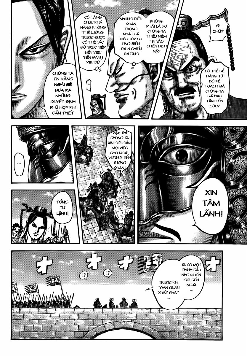 Kingdom – Vương Giả Thiên Hạ chap 499 Trang 11