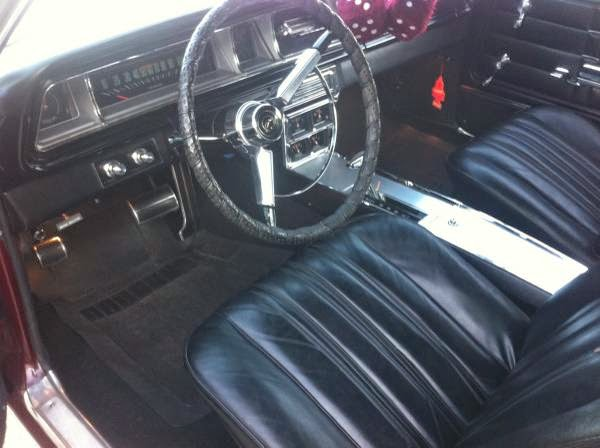 Dodge Challenger Interior >> 1966 Chevrolet Impala Super Sport for Sale - Buy American Muscle Car