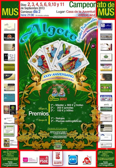 campeonato de mus Algete 2013  lasmus-as