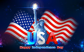 July 4th Independency Day USA